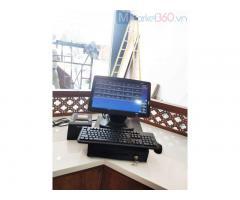 Chuyên lắp đặt máy tính tiền cảm ứng cho Quán trà- Cà phê tại Sóc Trăng