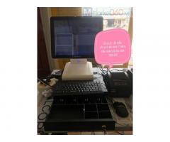 Trọn bộ máy tính tiền giá rẻ tại Đồng Tháp cho Nhà Sách