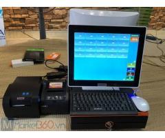 Chuyên lắp đặt máy tính tiền, phần mềm bán hàng giá rẻ cho quán cafe tại Đà Nẵng