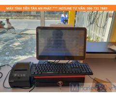 Máy tính tiền trọn bộ giá rẻ cho nhà hàng tại Thừa Thiên Huế