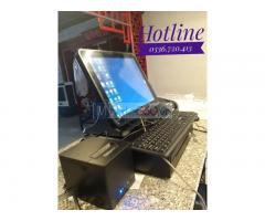 Chuyên bán máy tính tiền cảm ứng giá rẻ tại Bạc Liêu