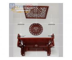 Mẫu bàn thờ treo tường hiện đại với đa dạng sự tiện nghi