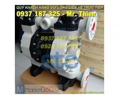 P170 – Diaphragm Pump – Bơm màng – Đại lí phân phối bơm màng Fluimac Vietnam
