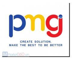 Công ty cổ phần đầu tư quốc tế PMG: Giám đốc thương mại