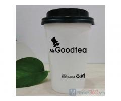 Chuyên cung cấp ly nhựa, giấy in logo quán trà sữa, trà chanh, cà phê giá rẻ ở Quảng Nam