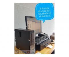 Combo máy tính tiền cho các quán lẩu dê tại Long Xuyên giá rẻ