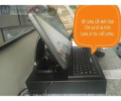 Trọn bộ phần mềm tính tiền cho các quán Cà Phê , Sinh Tố giá rẻ tại Long Xuyên