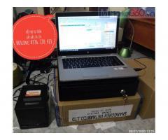 Bán máy tính tiền giá rẻ cho các quán cơm tại Long Xuyên