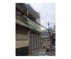 Bán nhà 377/19C Phan Văn Trị, lô góc, HXH 40m2 chỉ 3tỷ8