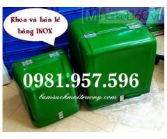 Thùng giao hàng giữ nhiệt, thùng giao hàng lớn, thùng chở hàng lớn