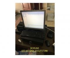 Chuyên bán trọn bộ máy tính tiền cho Cửa hàng tạp hóa tại Sóc Trăng