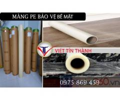 Công dụng màng pe bảo vệ bề mặt chống trầy xước - việt tín thành