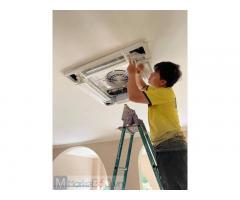 Thương hiệu số 1 và đại lý lắp đặt máy lạnh âm trần Daikin giá rẻ quận 11