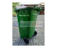 Cung cấp thùng rác nhựa hdpe các loại