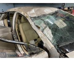 Phục hồi xe tai nạn - Bạn tin được không