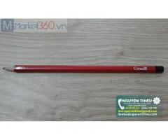 Bút chì doanh nghiệp, cung cấp bút chì in logo quà tặng thương hiệu, bút chì in logo quảng cáo,