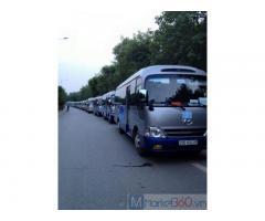 Cho thuê xe du lịch, lễ hội giá tốt tại Hà Nội