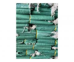 Xưởng sản xuất bao dứa xanh, bao tải dứa giá rẻ