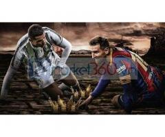 Messi và Ronaldo lần đầu cùng vắng mặt tại tứ kết Champions League sau 16 năm