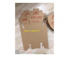 Địa chỉ in hộp pizza, báo giá in hộp pizza