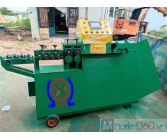 Máy bẻ đai sắt Lê Nguyễn 2021