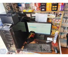 Lắp đặt bộ máy tính tiền cho Tạp hóa- Cửa hàng tiện lợi tại Hà Nội