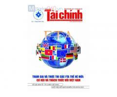 Dịch vụ in tạp chí - DỊCH VỤ IN TẠP CHÍ