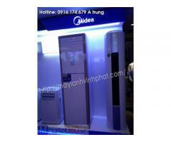 Bán Máy lạnh tủ đứng – ĐHKK Midea sản phẩm chất lượng, được ưa chuộng nhất