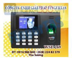 Máy chấm công vân tay thẻ cảm ứng wse269 hàng chính hãng giá cạnh tranh
