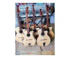 Đàn guitar thùng phím lõm giá rẻ tại thủ dầu một, bình dương