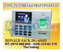 Lắp đặt máy chấm công vân tay DG600ID hàng chính hãng giá siêu tiết kiệm
