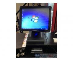 Combo máy tính tiền cảm ứng cho Cửa hàng Rượu tại Cần Thơ