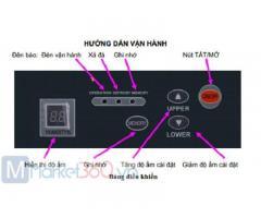 Máy hút ẩm công nghiệp Harison HD-150B dùng cho kho bảo quản giấy
