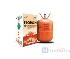 Gas lạnh R404a Floron 10,9 Kg Ấn Độ - Thành Đạt