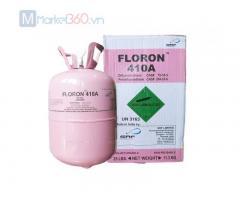 Gas lạnh R410 Floron 11,3Kg Ân Độ - Thành Đạt