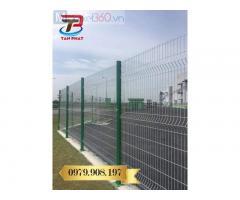 Hàng rào lưới thép bảo vệ an toàn