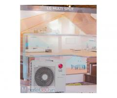 Máy lạnh chính hãng - Máy ĐHKK Multi mẹ bồng con 1 dàn nóng 5 dàn lạnh
