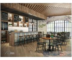Tư vấn thiết kế quán cafe tại quận Bình Thạnh