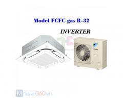 Đánh giá chi tiết máy lạnh âm trần Daikin inverter gas R32