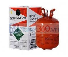 Gas DuPont™ Suva® 404A 10.896Kg Mỹ