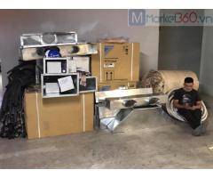 Công ty lắp đặt máy lạnh ở Tân Phú - Cao Vĩ