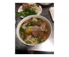 Nơi bán quán ăn ngon quận Tân Phú