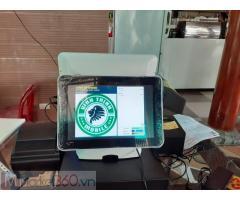 Bán máy tính tiền cảm ứng trọn bộ cho quán Coffee- Trà sữa tại Cần Thơ