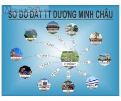 Bán đất hậu dài thị trấn Dương Minh Châu tây ninh