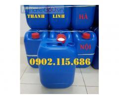 Can nhựa đựng hóa chất 10L HÀNG LOẠI I