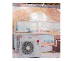 Dòng Máy ĐHKK - Máy lạnh Multi LG mẹ bồng con có các sản phẩm như sau