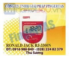 RJ300A/D máy chấm công thẻ giấy tặng kèm 300 thẻ giá cạnh tranh