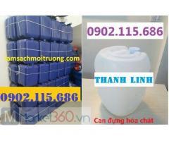 Can nhựa đựng hóa chất 20L