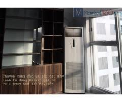 Máy lạnh tủ đứng Daikin chính hãng giá rẻ tại TP. HCM