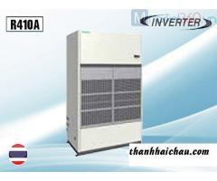 Thanh Hải Châu phân phối dòng máy lạnh tủ đứng Daikin 10 HP inverter dành cho nhà xưởng